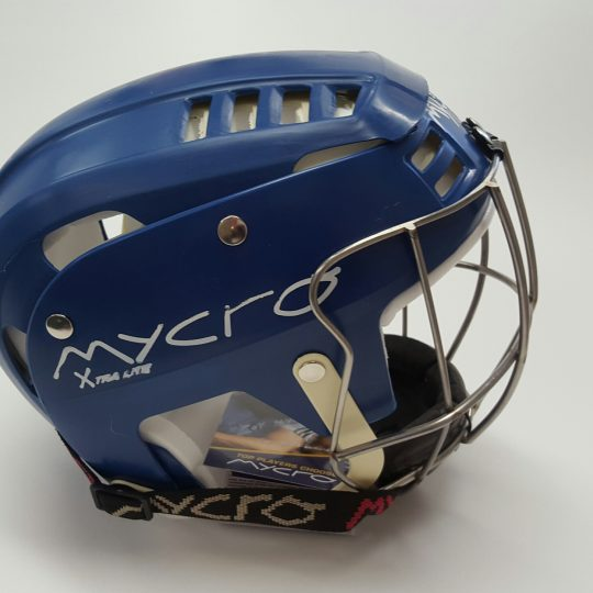 Mycro Hurling Helmet Blue