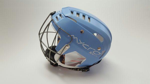 Mycro Hurling Helmet Light Blue