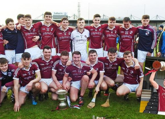 Congratulations to the Clara GAA
